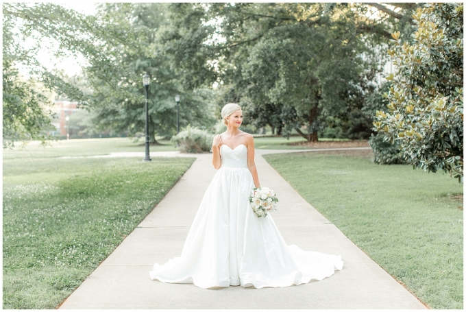 Meredith College Bridal Portrait Session-Raleigh NC- Tiffany L Johnson Photography - Bridal Session_0001.jpg